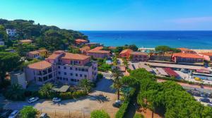 A bird's-eye view of Hotel Del Golfo - Dependance