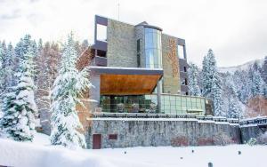 Lux Garden Hotel iarna