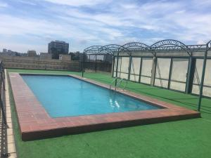 The swimming pool at or near Apart hotel Lincoyan