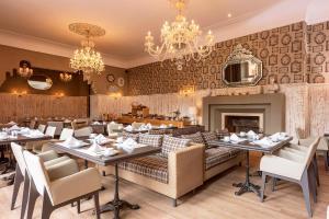Restaurant ou autre lieu de restauration dans l'établissement Tigmiza Boutique Hotel & Spa