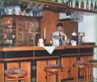 Lounge oder Bar in der Unterkunft Hotel Stadt Zwönitz
