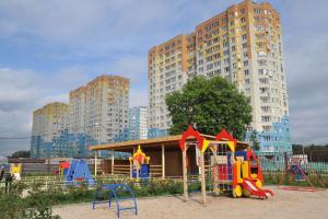 Детская игровая зона в Квартира около Аэропорта