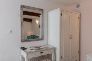 A bathroom at Apartment Stulli 1