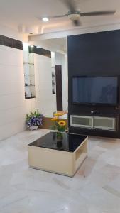تلفاز و/أو أجهزة ترفيهية في Relax Homestay