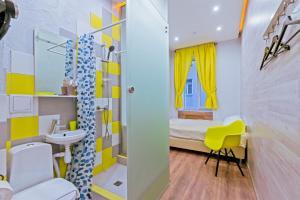 Ванная комната в Park Avenue Hotel