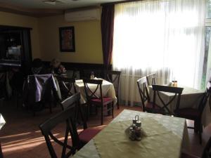 Ресторант или друго място за хранене в Хотел Германея