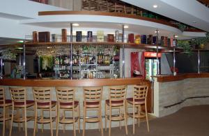 De lounge of bar bij Hotel Esprit