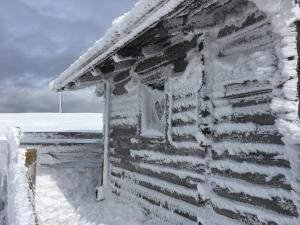 Villa Alessandra durante l'inverno