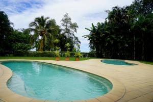 The swimming pool at or near Liamo Reef Resort