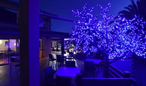 A restaurant or other place to eat at Mundubbera Billabong Motor Inn