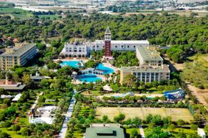 A bird's-eye view of Venezia Palace Deluxe Resort Hotel