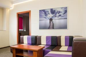 Część wypoczynkowa w obiekcie Eurohotel Katowice
