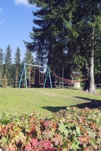 Children's play area at Family Hotel Markony