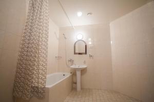 Ванная комната в Отель Петровский
