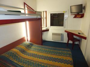 Un ou plusieurs lits dans un hébergement de l'établissement Formul'Eco