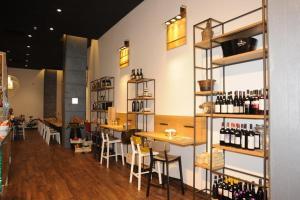 Salone o bar di Hotel Rivarolo