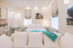 Voodi või voodid majutusasutuse Revelton Suites Tallinn toas