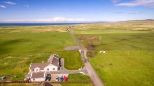 A bird's-eye view of Doherty's Country Accommodation