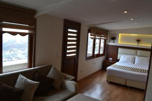 Гостиная зона в Seven Days Hotel - İstanbul