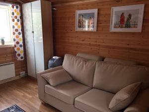 A seating area at Lammsjon Relax