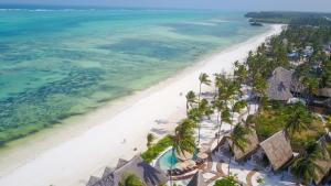 A bird's-eye view of Baladin Zanzibar Beach Hotel