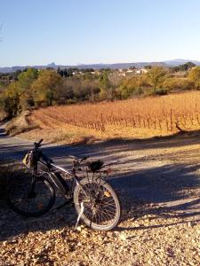 Cycling at or in the surroundings of La croisée des chemins