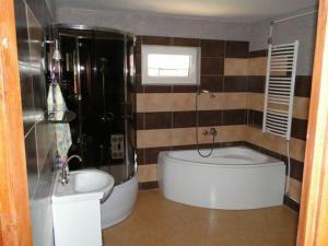 Łazienka w obiekcie Pohulanka - Białowieża