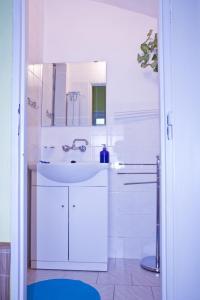 Koupelna v ubytování Privat No. 40