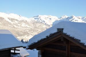L'établissement Telemark Guesthouse en hiver