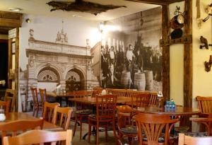 Restaurace v ubytování Penzion u Hajneho Bedricha
