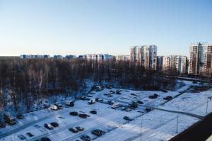 1-комн. квартира зимой