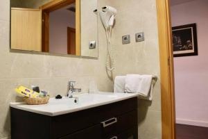Un baño de Hotel El Sueño de Jemik