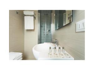 Bagno di Hotel Gardenia
