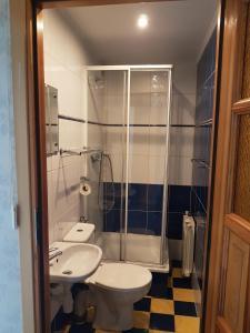Łazienka w obiekcie Emilia