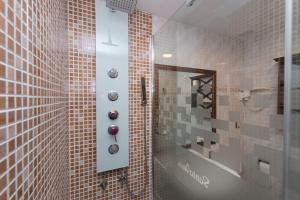 Un baño de Hotel Rural Santa Inés
