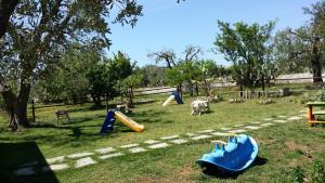 Area giochi per bambini di B&B La Gazza Ladra