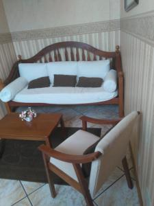 A bed or beds in a room at Bekassin Botucatu Hotéis Ltda
