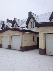 Bungalo during the winter