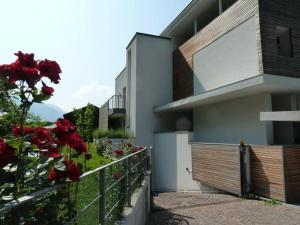 A balcony or terrace at B&B Mele d'Oro