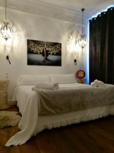 Cama o camas de una habitación en Purple Dog Suites