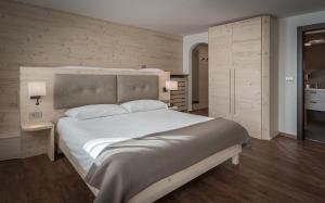 Postelja oz. postelje v sobi nastanitve Hotel Villa Argentina