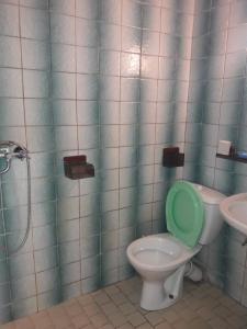 Ванная комната в Hotel Druzhba