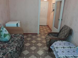 Кровать или кровати в номере Hotel Druzhba