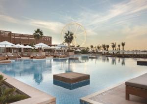 The swimming pool at or near Rixos Premium Dubai JBR