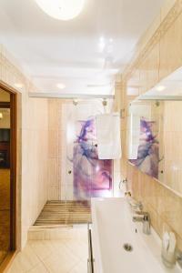 Ванная комната в Отель Чайковский