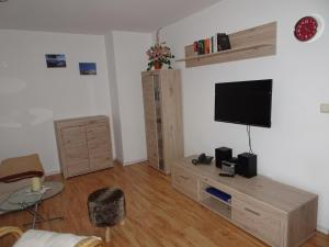 TV/Unterhaltungsangebot in der Unterkunft Gästehaus Eberle