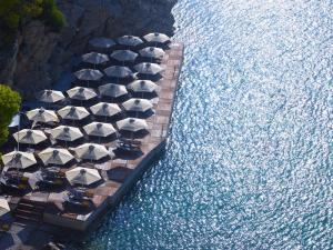 Widok na basen w obiekcie Sirene Blue Resort lub jego pobliżu