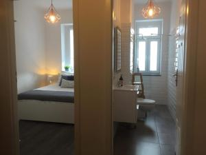A bathroom at Apartament B213