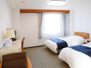 グランホテルにあるベッド