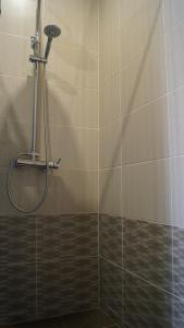 Ванная комната в Гостиничный Spa комплекс Shishka